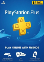 Sony PlayStation Plus 14 Days (Key)