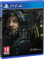 PS4 GAME - DEATH STRANDING (MTX)