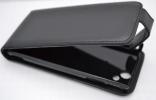 Sony Ericsson Xperia Arc X12 / Arc S Leather Flip Case Black