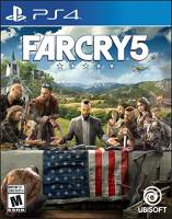 PS4 GAME - FARCRY 5 (MTX)