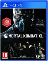 PS4 GAME - MORTAL COMBAT XL (USED)