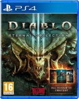 PS4 GAME - DIABLO ETERNAL COLLECTION (USED)