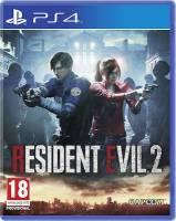 PS4 GAME - RESIDENT EVIL 2 (MTX)