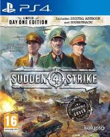PS4 GAME - SUDDEN STRIKE (USED)