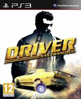 PS3 GAME - Driver San Francisco (ΜΤΧ)