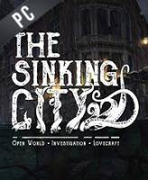 PC GAME: The Sinking City (Μονο κωδικός)
