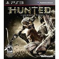 PS3 GAME - Hunted The Demon's Force (MTX)