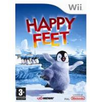Wii Games - Happy Feet (MTX)