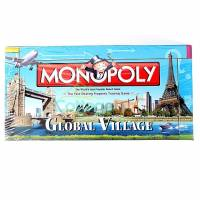 Monopoly Global Village – Mind building game in English