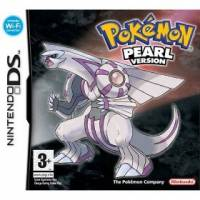 DS GAME - Pokemon Pearl USED