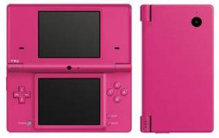 Nintendo DSi Console Pink (USED)