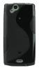 Μαύρη Θήκη Gel TPU S Line για Sony Ericsson Xperia Arc X12 / Arc S