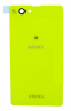 Sony Xperia Z1 Compact D5503 - Καπάκι Μπαταρίας Lime Color