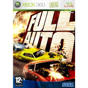 XBOX 360 GAME - Full Auto (PRE OWNED) in category Gaming