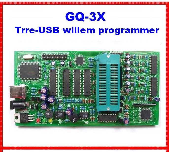 True-USB Willem programmer(GQ-3X) PRG-028 Light Pack