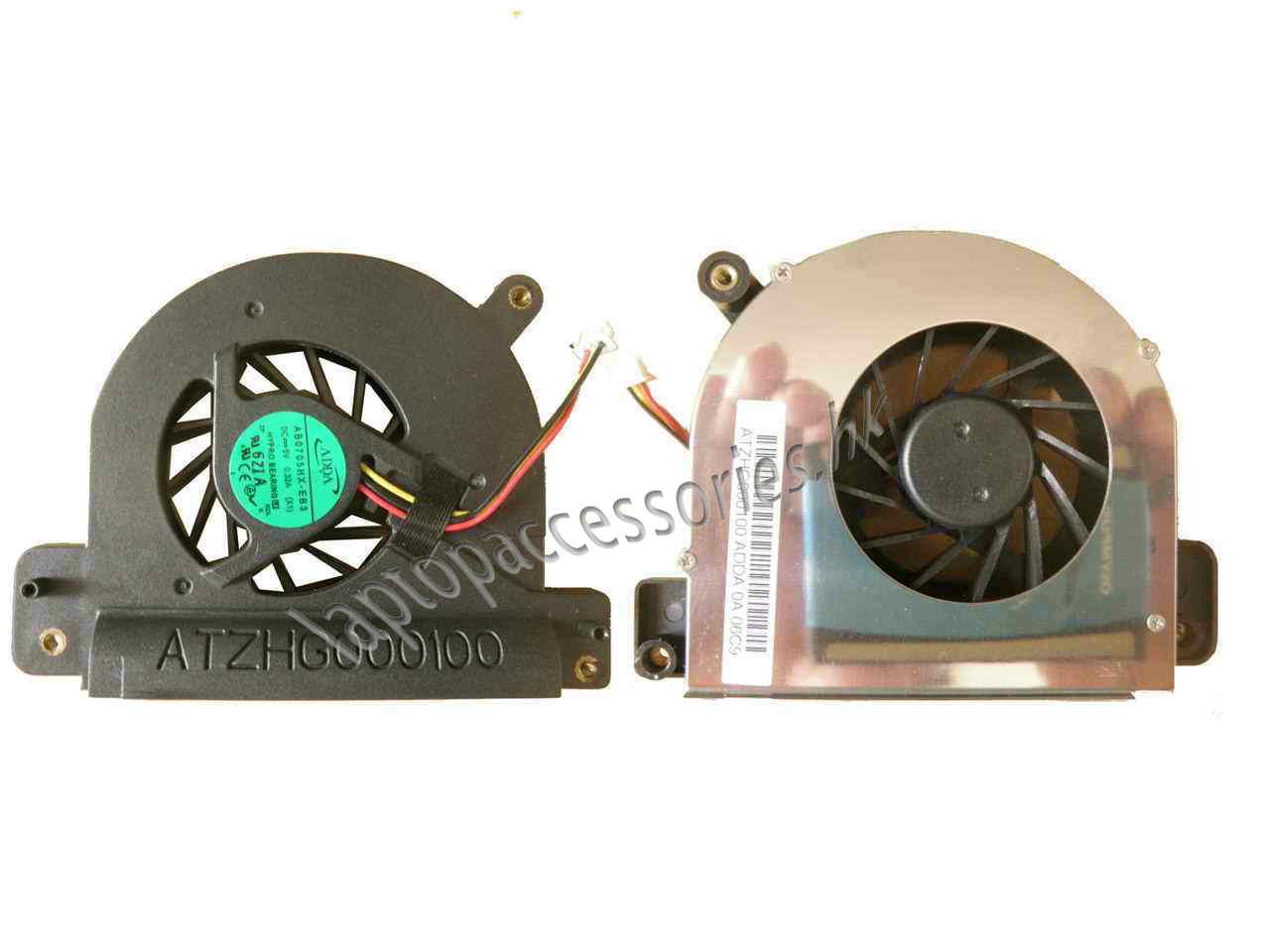 For Toshiba ATZHG000100 CPU Fan