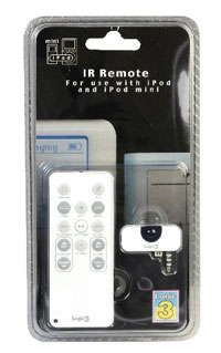Τηλεχειριστήριο για ipod 3G/4G/photo και ipod mini (...