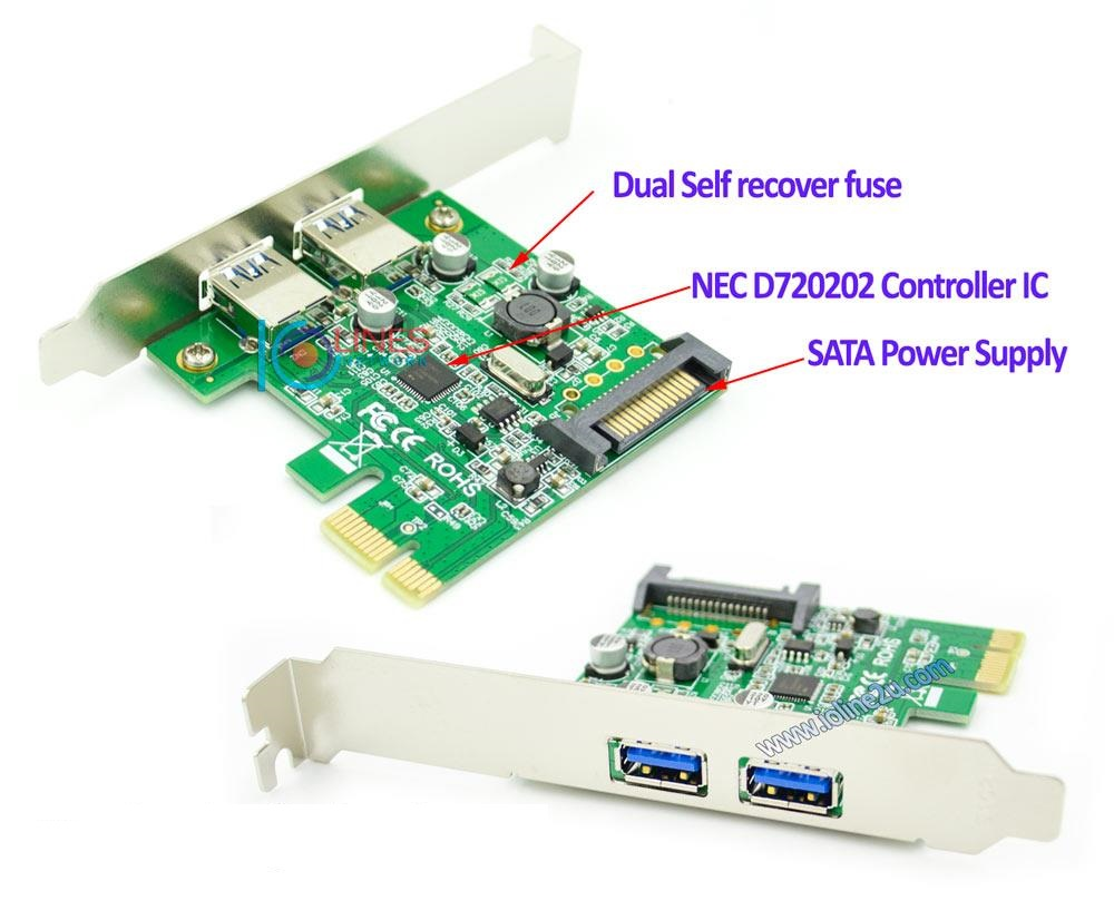NEW DRIVERS: RENESAS UPD720202