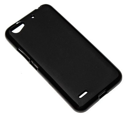 new styles a7751 e2c73 ZTE Blade A460 - TPU Gel Case Black (OEM) in category Telephony/Cell ...